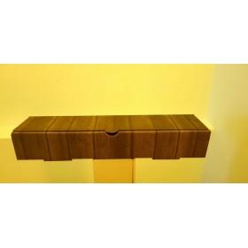 Baskılı Dürüm Kutusu8x37x5cm (100 Adet)